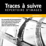 Zoom sur la couverture du coffret pédagogique Traces à Suivre Répertoire d'Image Maternelle publié par ACCÈS Éditions.