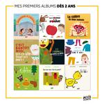 MES PREMIERS ALBUMS •DÈS 2 ANS