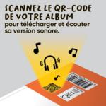 Explications pour l'accès à la version sonore de La colère de Bébé babouin, livre jeunesse de la collection Mes premiers albums dès 2 ans d'ACCÈS Jeunesse.
