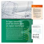 Aperçu de quelques pages de l'ouvrage pédagogique Géographie à vivre CM1 publié par ACCÈS Éditions.