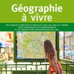 Miniature de présentation de l'ouvrage pédagogique Géographie à vivre CM2 publié par ACCÈS Éditions.