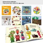 Aperçu des livres de la collection mes premiers albums inclus dans le lot ACCÈS Jeunesse MS 24 livres.
