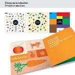 Aperçu des livres de la collection mes imajeux inclus dans le lot ACCÈS Jeunesse TPS-PS 20 livres.