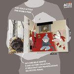 Aperçu de l'intérieur du livre jeunesse Hiver de la collection Mes Premiers Albums dès 4 ans d'ACCÈS Jeunesse.