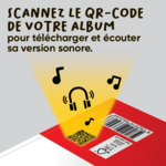 Explications pour l'accès à la version sonore de Prise de bec, livre jeunesse de la collection Mes premiers albums dès 4 ans d'ACCÈS Jeunesse.