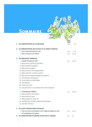 Pata sommaire 2014